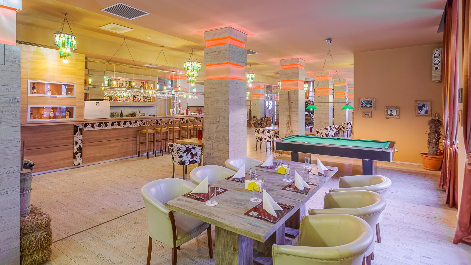 Imagine principala restaurant